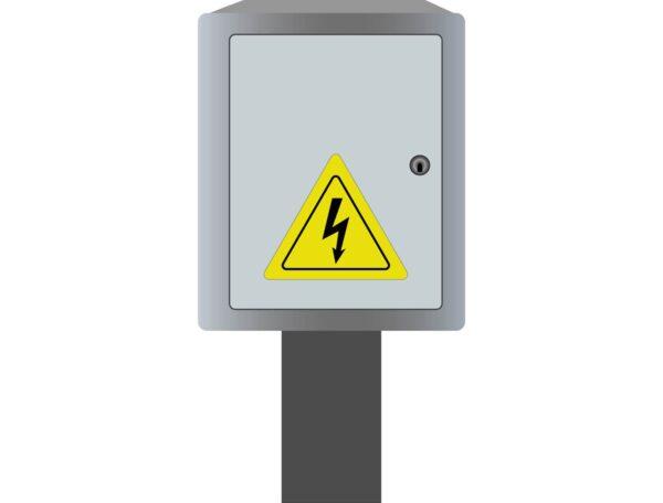 Внешний электрощит Евролос